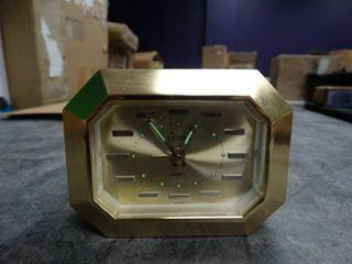 linden Quartz Alarm Clock Model 950