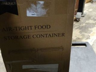 4 Pc Set of Air Tight Food Storage Containers