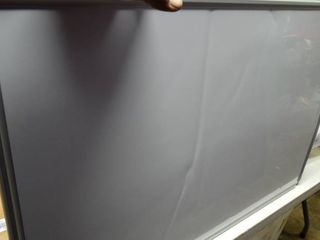 Whiteboard with Hardware