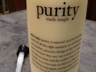 Bottle of Purity Made Simple One Step Facial Cleanser