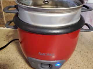 Aroma ARC 743 1NGR 6 Cup Rice Cooker