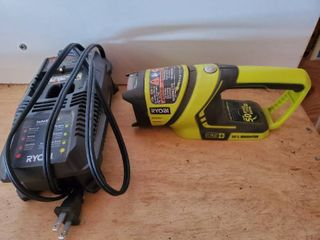 Ryobi Flashlight  with Charger  No Battery
