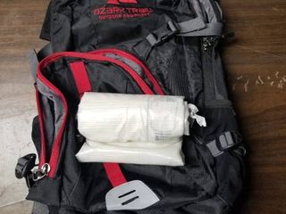 Camping Bag with Dry Bag