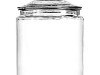 Heritage Hill Anchor Hocking Glass Jar   2 gal