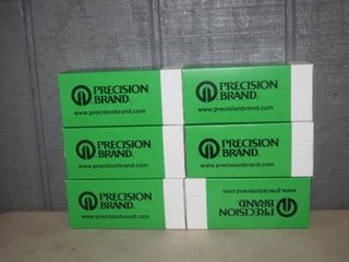 6 Precision Brand Steel Shims