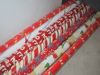 7 Rolls Wrapping Paper