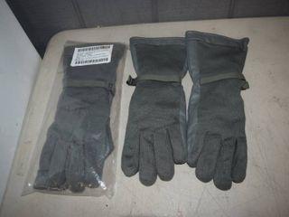 2 Pairs Fuel Handler Gloves