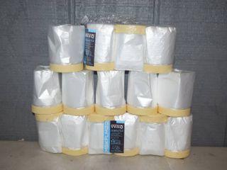 15 Rolls Chemical Grade Masking Film