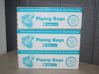 300 Kee Seal Disposable Piping Bags   21