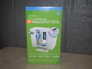 Next by Danco Total Repair Kit dual flush Valve and Premium Fill Valve 2
