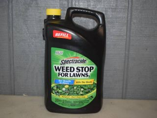 Spectracide Weed Stop for lawns 1 33 Gallon