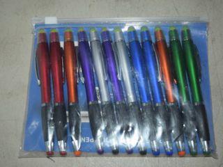 12 Pack Sypen Bible Highlighter Pen Stylus Combos