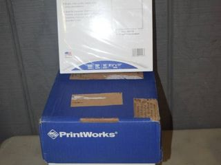 5 Reams Printworks Perforated Paper