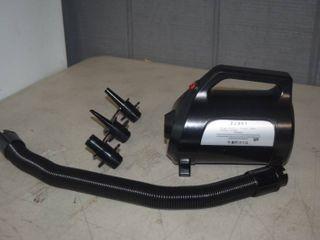 Electric Air Mattress Pump