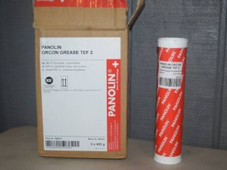 6 Tubes Panolin Orcon Grease