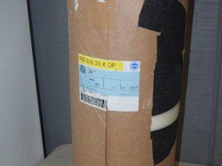Roll 80 Grit Sandpaper   24  x 50 yards