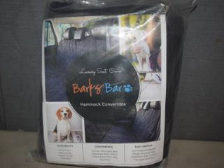 Barks Bar luxury Seat Cover