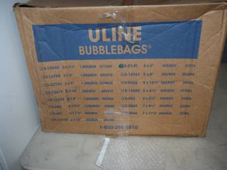 Approximately 450 Self Seal Bubble Bags   5  x 6