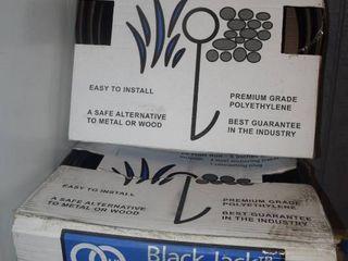 3 Boxes Black Jack landscape Edging
