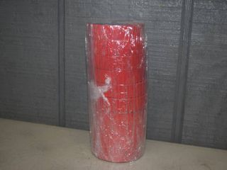 10 Rolls ShurTape Red Electrical Tape
