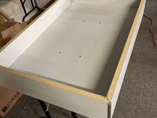 Merchandise Bin   Foldable legs for Storage   2x3 Feet  6  Deep  33 5  Tall