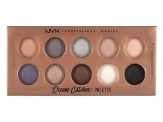NYX Professional Makeup Dream Catcher Shadow Palette Stormy Skies   0 5oz