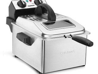 Cuisinart Cdf 200 Deep Fryer  4 Qt