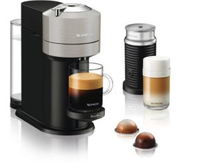 has been used Nespresso Vertuo Next Espresso Roast Coffee Bundle By Breville