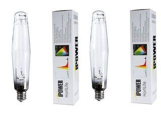 iPower 2 PACK 1000 Watt Super HPS Grow light Bulb for Magnetic and Digital Ballast