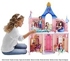 Disney Princess Castle Doll House