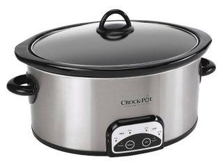 Crock Pot 6 Qt  Smart Pot Slow Cooker   SCCPVP600 S