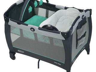 Graco Pack  n Play Reversible Seat   Changer Playard   Basin