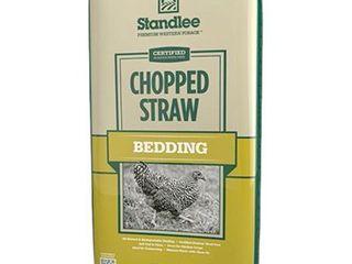 Forage  Chopped Straw  25 lb  Bag  Standlee Hay  1600 70101 0 0
