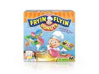 Fryin Flyin Donuts Board Game