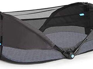 Munchkin Brica Fold N  Go Travel Bassinet  Grey