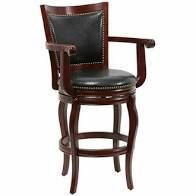 Greer 29  Swivel Bar Stool