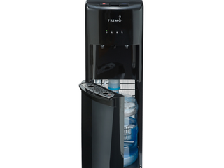 Primo Bottom loading Hot Cold Water Dispenser  Black
