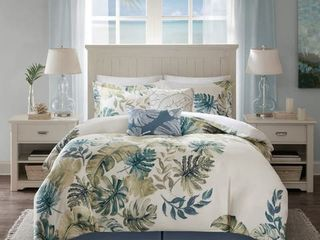Harbor House lorelai Multi Cotton Printed 6 Piece Bed Set