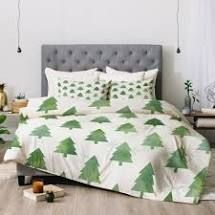Deny Designs Forest 3 Piece Comforter Set   King