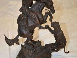Western Sculpture and Art Collection