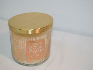 Rose Gold Charmed Aroma Candle