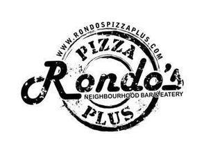 100 Rondo s Gift Certificate