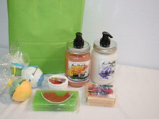 Bean Stock Bath Products