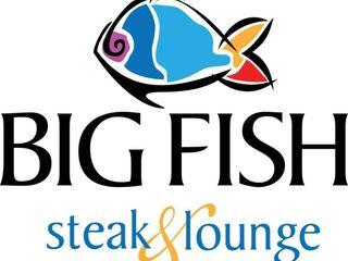 75 Big Fish gift certificate