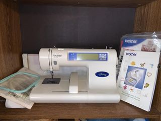 Brother PE 1700 Embroidery Machine