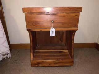 Cedar Night Stand