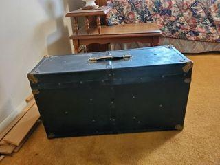Metal Quilt Box