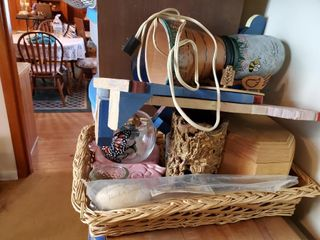 Basket of Country Decor