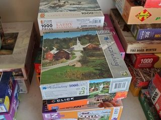 Assorted Puzzles