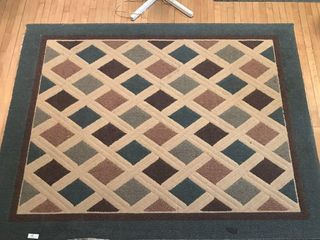 2  Matching Area Rugs